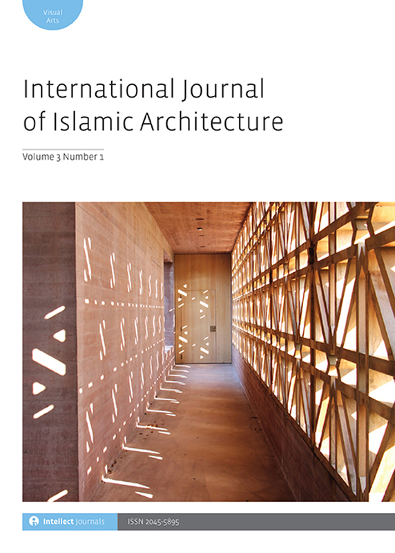 International Journal of Islamic Architecture cover